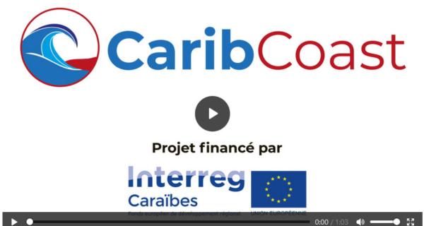 Vidéo de présentation de CARIB-COAST